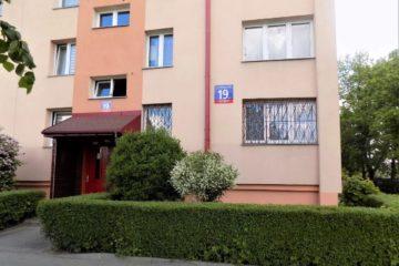Wejście do budynku - parter lok.73 (domofon: Kancelaria Patentowa)
